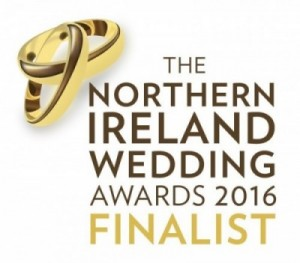 Finalist at Northern Ireland Wedding Awards