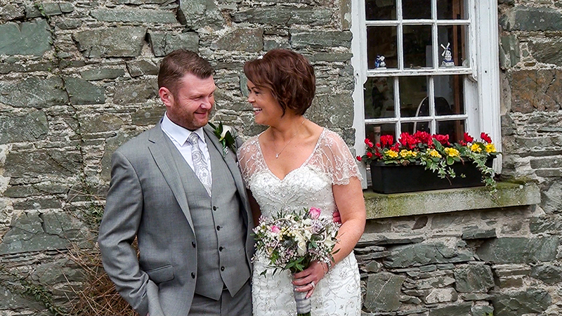 Julie-Anne and Padraig's New Years Eve Wedding