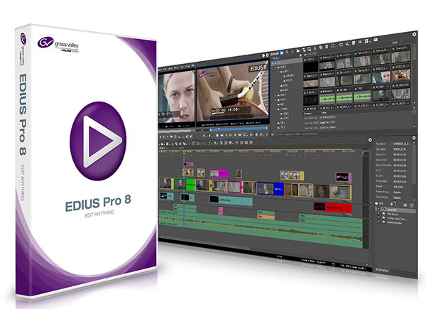 New Features in Edius 8.2