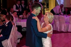 Louise & Jamie's 1st Dance – Burrendale Hotel Newcastle
