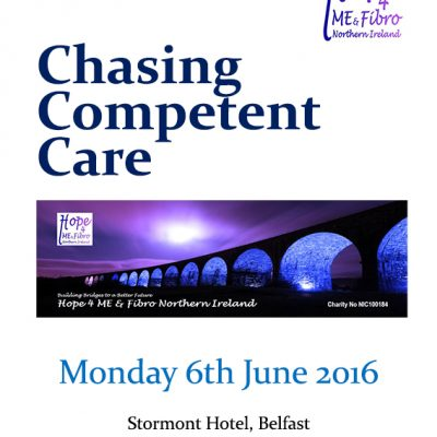 Chasing Competent Care DVD Cover 2