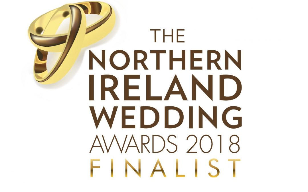 Nominated as Wedding Videographer of the Year – Northern Ireland Wedding Awards 2018