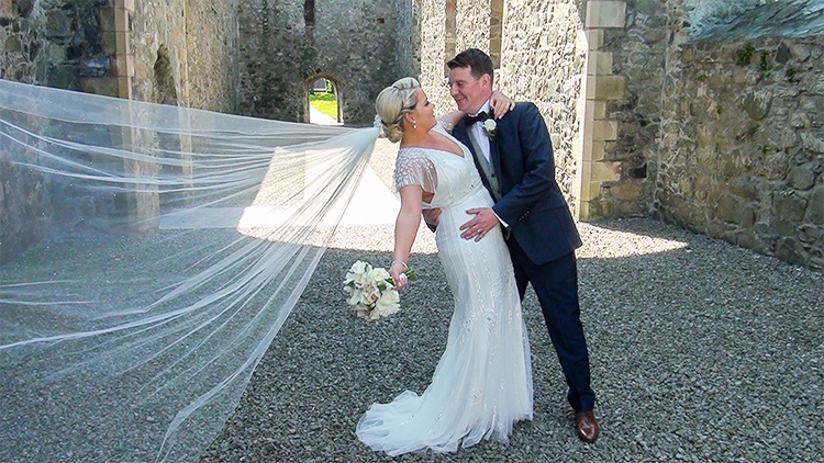 Barry and Kelly's Wedding Day Highlights – Keady & Carlingford