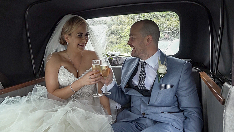 Jamie & Shane's Wedding Highlights – Drumaness and Newcastle, County Down