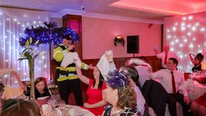 Cameoflage at Marian & Martin's Wedding – Burrendale Hotel, Newcastle