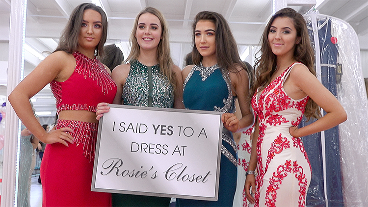 Rosie's Closet Promotional Video – Newry Fashion Promotional Video