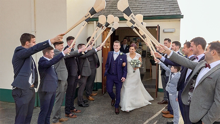 Louise & Stephen's Wedding Day Highlights – Portaferry and Carlingford
