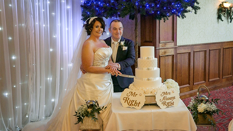 Marian & Martin's Wedding Day Highlights – Burrendale Hotel Newcastle