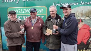 Newry Coarse Fish Angling Club – Ulster Open Canal Pairs – 23rd April 2017