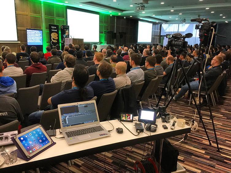 Annual PyCon Ireland Conference Dublin