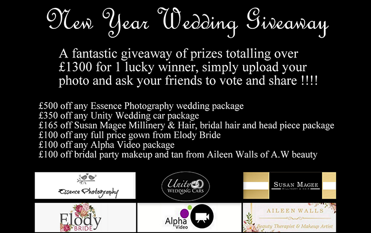 Facebook Completion – Save Over £1,400 on Your Wedding
