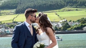 Richard & Lorraine's Wedding Highlights – Newry and Carlingford
