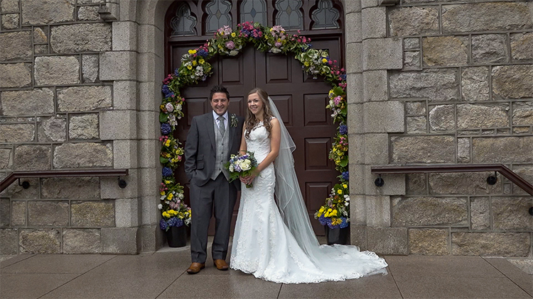 Richard & Leah's Wedding Highlights – Kilkeel & Ballynahinch