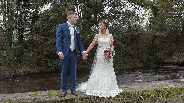 Michelle & Paul's Wedding Highlights – Hilltown and Dundalk