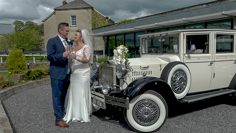 Damien & Adele's Wedding Highlights – Bessbrook and Cavan