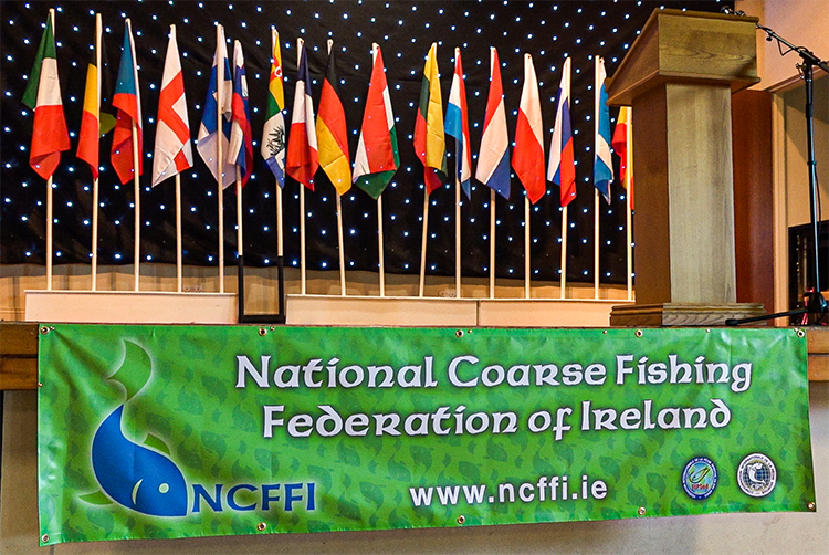 Full Video for the 2019 European Coarse Fishing Championship