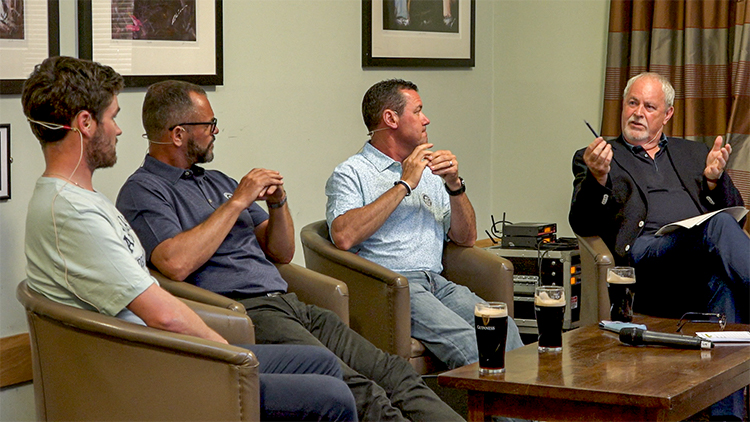 An Evening of Conversation at Ardglass Golf Club with Gerry Kelly & Guests