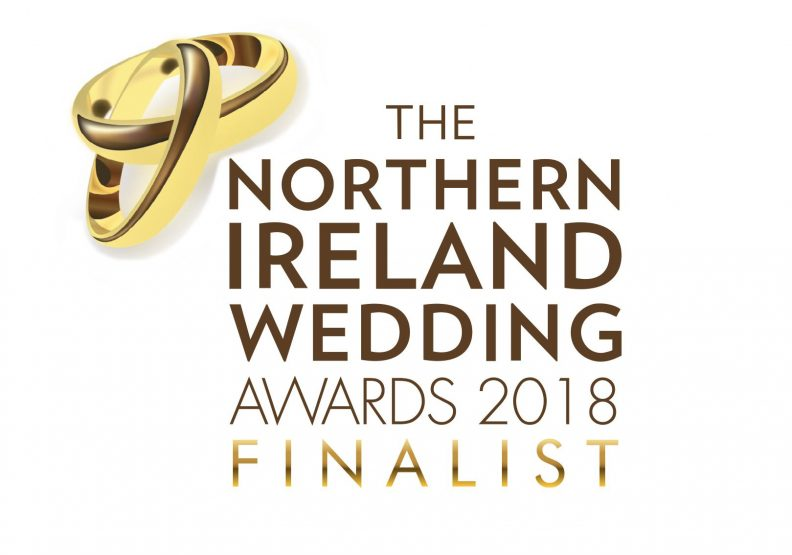 The Northern Ireland Wedding Awards - Finalist Badge