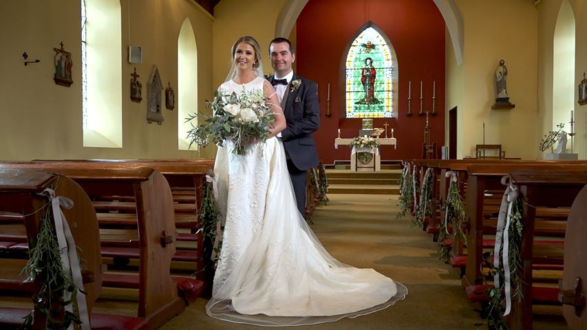 Catherine & Daire's Wedding Highlights – Newry & Corick House Clougher