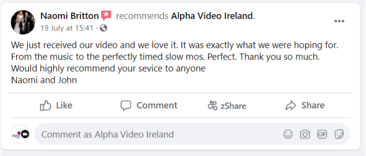 Another 5 Star Review